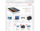 SP Orange Joomla! Template for JooCart